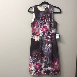 Dresses & Skirts - Adrianna Papell floral fit and flare dress.4. NWT